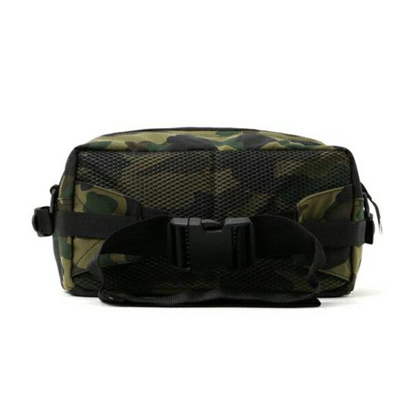 【EST O】A Bathing Ape 1St Camo Reflective Waist Bag M (Cordura) 腰包 綠 G0908 2
