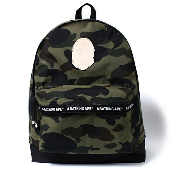 【EST O】A Bathing Ape 1St Camo Day Pack 後背包 綠 G0908 1