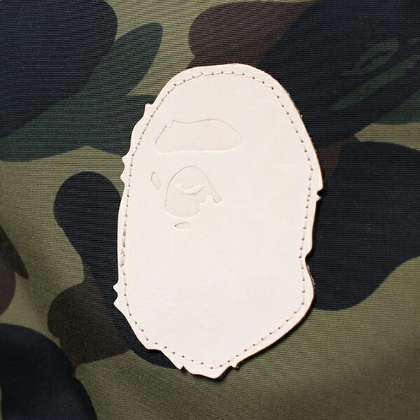 【EST O】A Bathing Ape 1St Camo Day Pack 後背包 綠 G0908 3