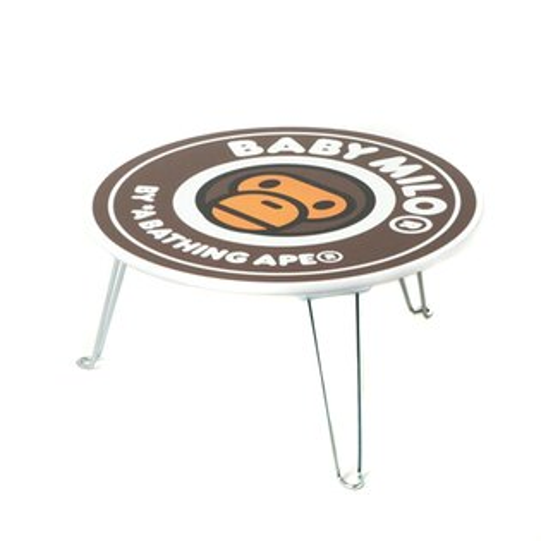 【EST O】A BATHING APE BABY MILO FOLDING TABLE 摺疊桌 G0908