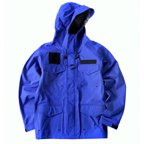 【EST O】MADNESS 3-LAYERS JACKET 連帽風衣外套 G0905 0