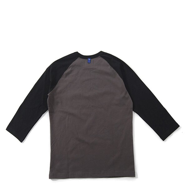 【EST O】MADNESSLONG SLEEVES RAGLAN 棒球衣 七分袖 TEE 咖啡 F1106 1