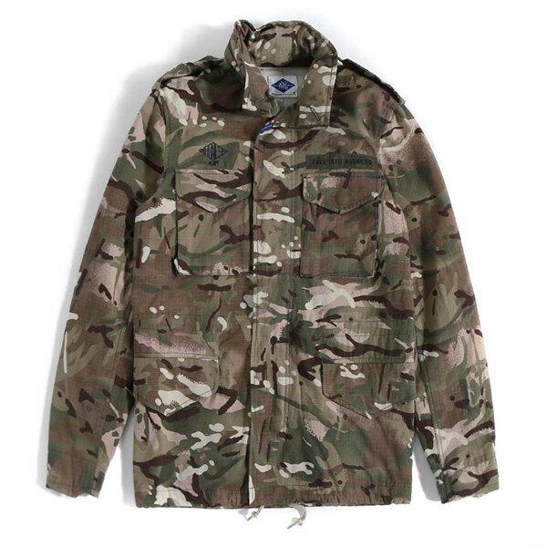 【EST O】MADNESS M65 JACKET 多口袋 外套 夾克 迷彩 F1106 0