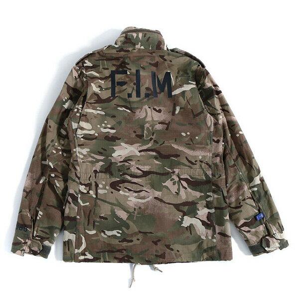 【EST O】MADNESS M65 JACKET 多口袋 外套 夾克 迷彩 F1106 1