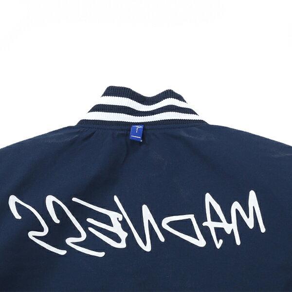 【EST O】MADNESS MAN BASEBALL JACKET 棒球外套 藍 G1004 2