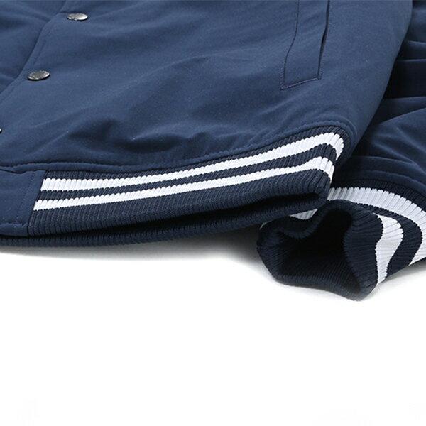 【EST O】MADNESS MAN BASEBALL JACKET 棒球外套 藍 G1004 3