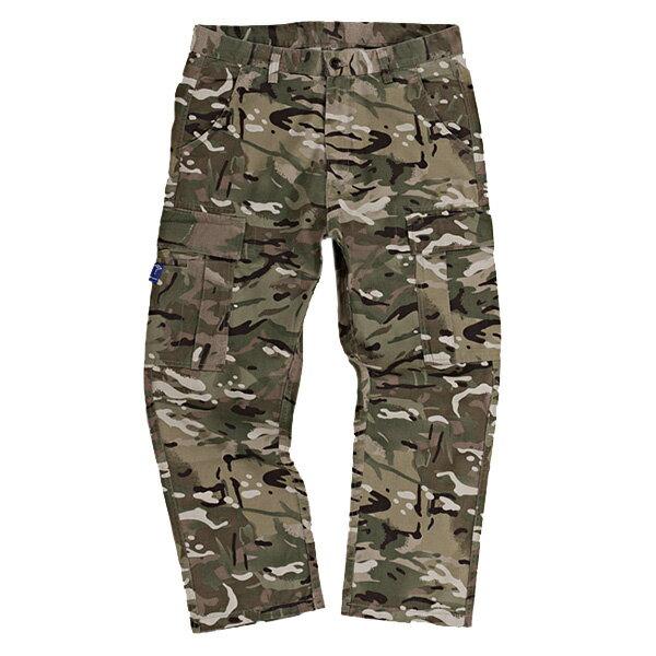 【EST O】MADNESS LONG ARMY PANTS 多口袋 工作褲 長褲 迷彩 G0720 0