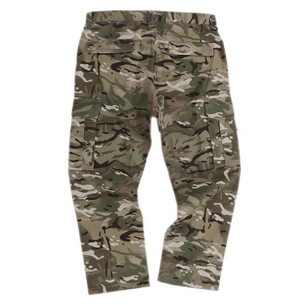 【EST O】MADNESS LONG ARMY PANTS 多口袋 工作褲 長褲 迷彩 G0720 1