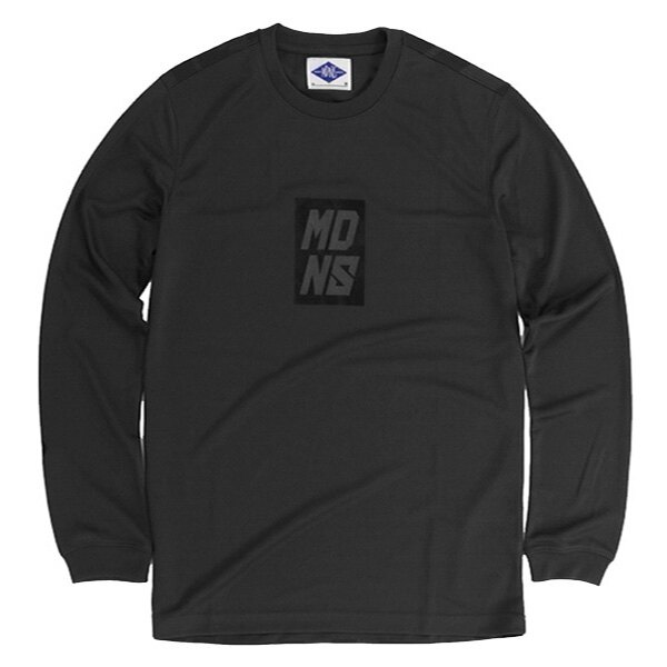 【EST O】Madness Box Logo Long Sleeve Sweatshirt 運動 長tee 灰 G0720 0
