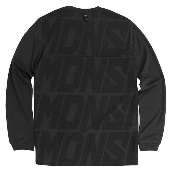 【EST O】Madness Box Logo Long Sleeve Sweatshirt 運動 長tee 灰 G0720 1