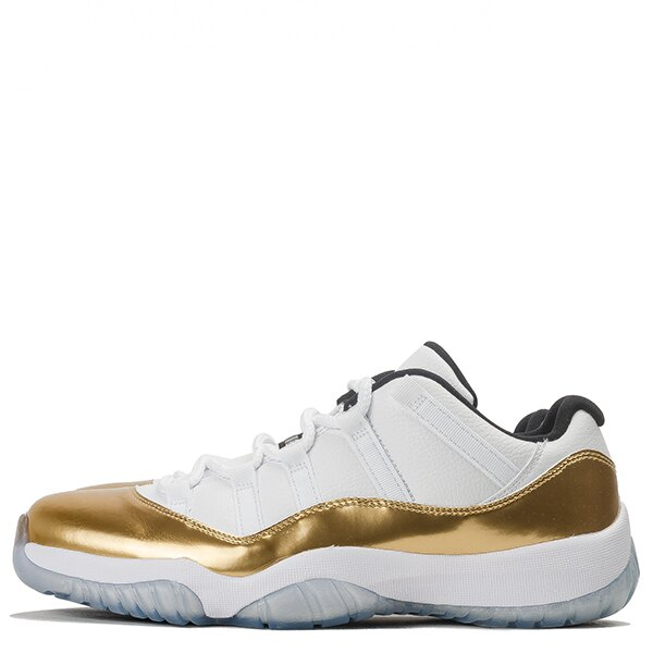 【EST O】Nike Air Jordan 11 Retro Low Aj11 528895-103 白金漆皮冰底 奧運 G0905 0