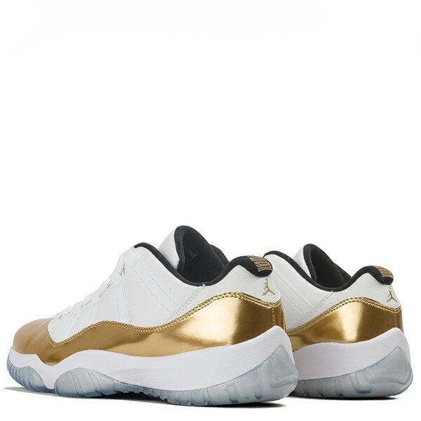 【EST O】Nike Air Jordan 11 Retro Low Aj11 528895-103 白金漆皮冰底 奧運 G0905 2