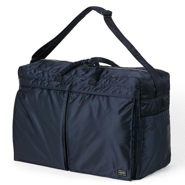 【EST O】Head Porter Tanker-Standard 2Way Boston Bag (L) 兩用側背包公事包 G0715 0