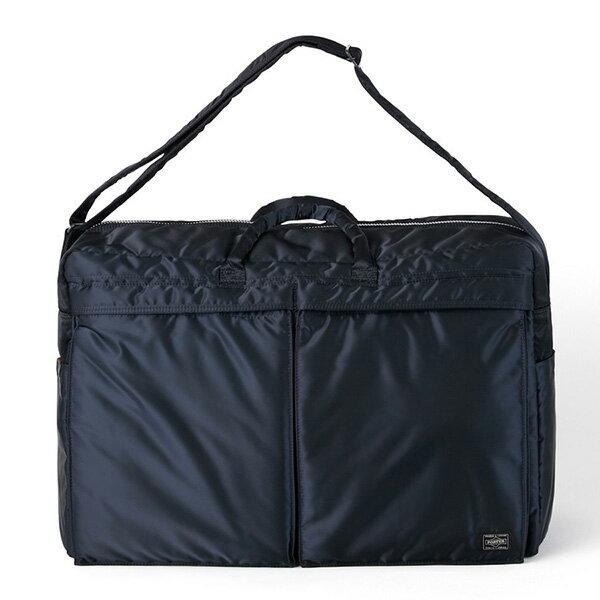 【EST O】Head Porter Tanker-Standard 2Way Boston Bag (L) 兩用側背包公事包 G0715 1