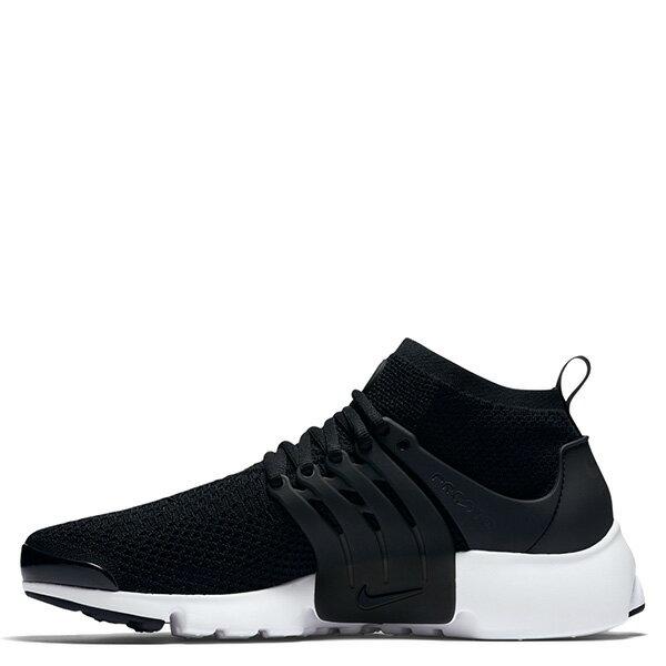 【EST O】NIKE AIR PRESTO FLYKNIT ULTRA 835570-001 編織 襪套 魚骨 慢跑鞋 男女鞋 黑 G0606