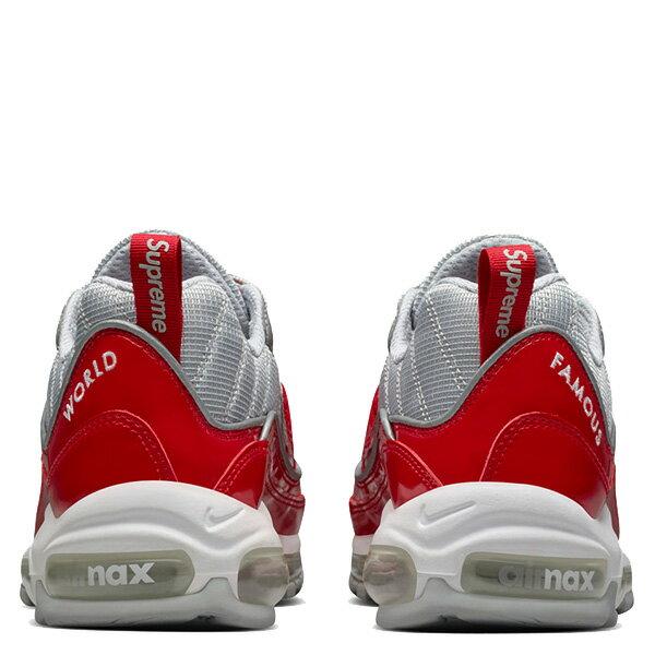 【EST O】Nike Air Max 98 X Supreme 844694-600 聯名款 氣墊 慢跑鞋 男女鞋 紅 G0615 3