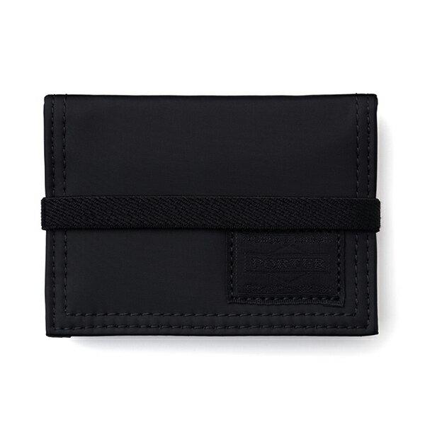 【EST O】Head Porter Black Beauty Band Card Case 卡包 G0722 0