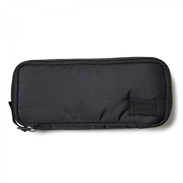 【EST O】Head Porter Black Beauty Pen Case 筆袋 G0722 0
