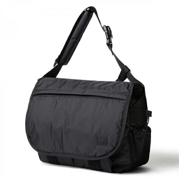 【EST O】Head Porter Black Beauty Laptop Messenger Bag 郵差包 G0722 0