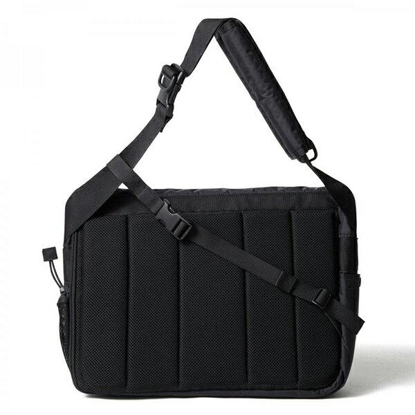 【EST O】Head Porter Black Beauty Laptop Messenger Bag 郵差包 G0722 2
