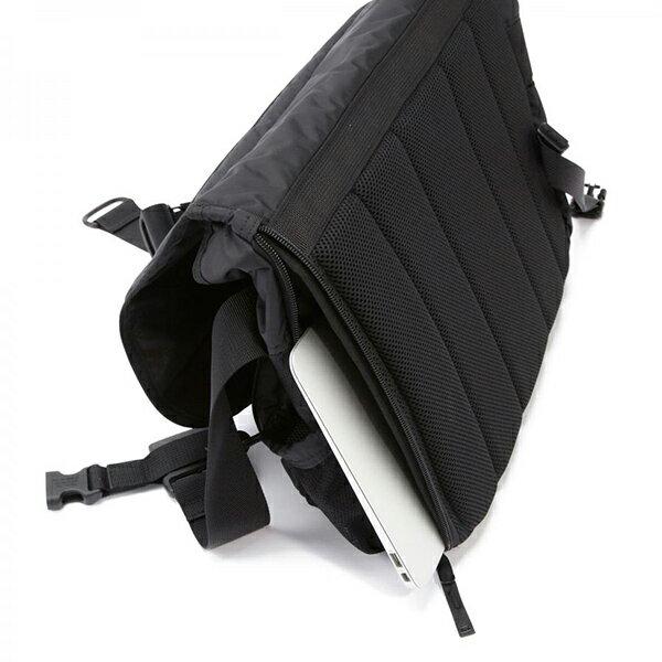 【EST O】Head Porter Black Beauty Laptop Messenger Bag 郵差包 G0722 3