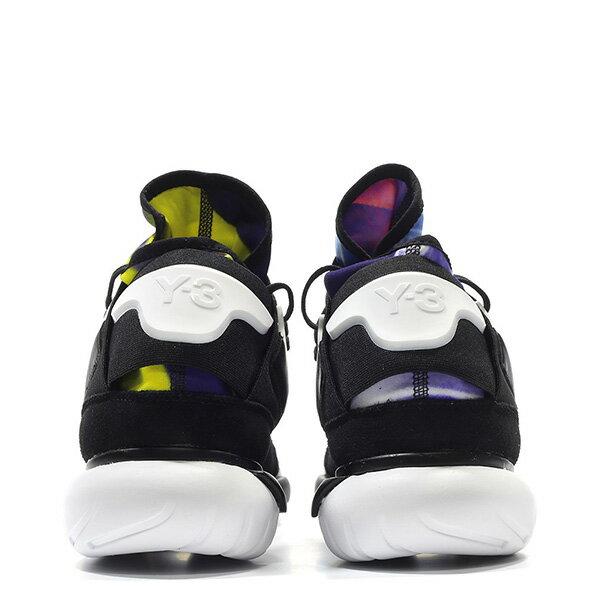 【EST O】Adidas Y-3 Qasa High Sneakers Aq2544 星空 渲染 忍者鞋 男鞋 G0714 3