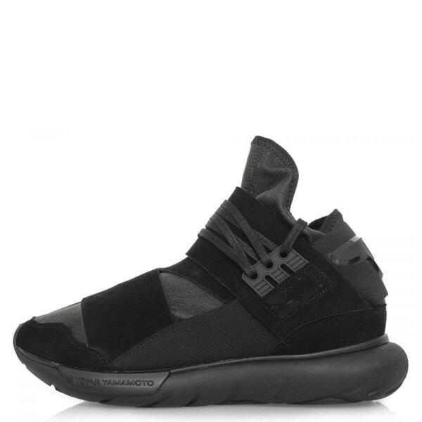 【EST O】ADIDAS Y-3 QASA HIGH BB4733 山本耀司 忍者鞋 男鞋 黑 G0822 0
