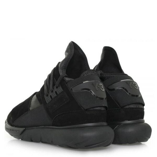 【EST O】Adidas Y-3 Qasa High Bb4733 山本耀司 忍者鞋 男鞋 黑 G0822 3