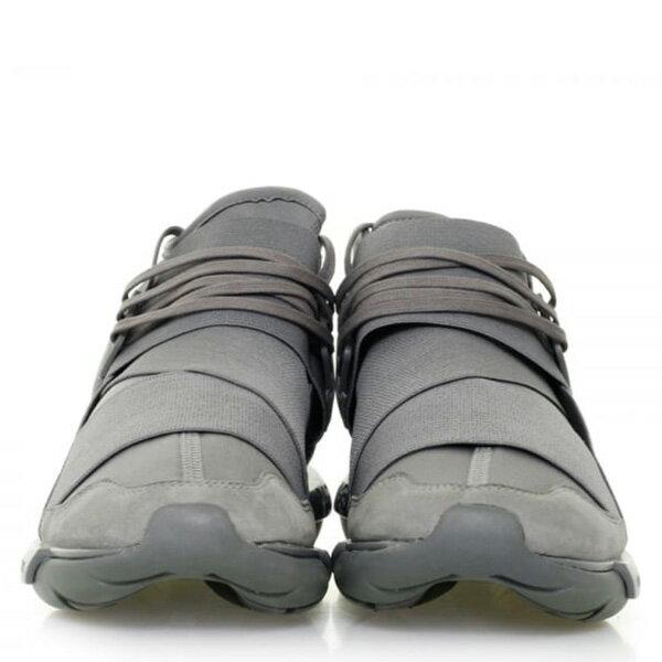 【EST O】ADIDAS Y-3 QASA HIGH BB4734 山本耀司 忍者鞋 男鞋 灰 G0822 2