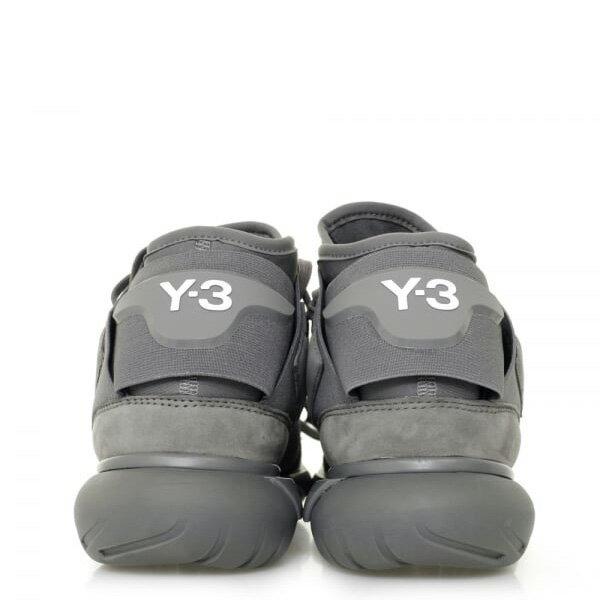 【EST O】ADIDAS Y-3 QASA HIGH BB4734 山本耀司 忍者鞋 男鞋 灰 G0822 3