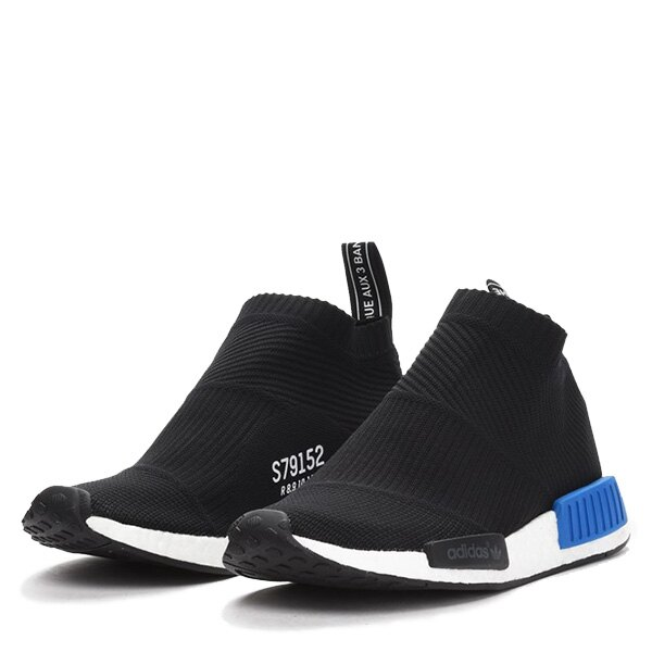 【EST O】Adidas Og NMD Runner City Sock Pk S79152 高筒 襪套 男女鞋 黑藍 G0615 1
