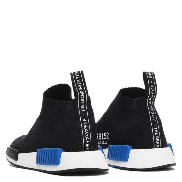 【EST O】Adidas Og NMD Runner City Sock Pk S79152 高筒 襪套 男女鞋 黑藍 G0615 2