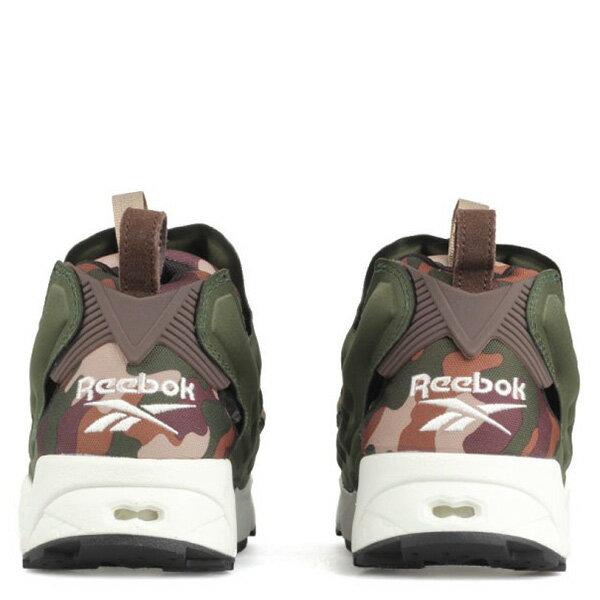 【EST O】REEBOK INSTA PUMP FURY CAMO V69975 慢跑鞋 男女鞋 迷彩 綠 G0615 2