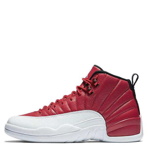 【EST】Nike Air Jordan 12 Retro Gym Red 130690-600 復刻 籃球鞋 男鞋 白紅 [NI-4415-069] G0707 0