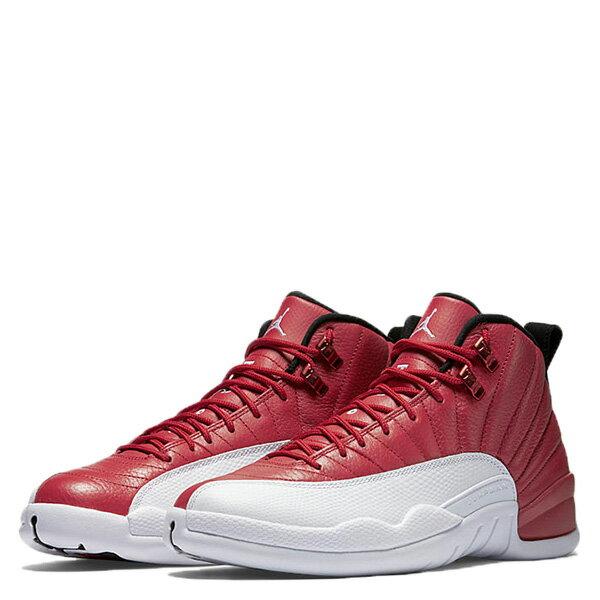 【EST】Nike Air Jordan 12 Retro Gym Red 130690-600 復刻 籃球鞋 男鞋 白紅 [NI-4415-069] G0707 1