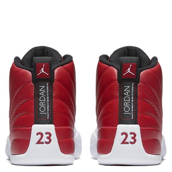 【EST】Nike Air Jordan 12 Retro Gym Red 130690-600 復刻 籃球鞋 男鞋 白紅 [NI-4415-069] G0707 3