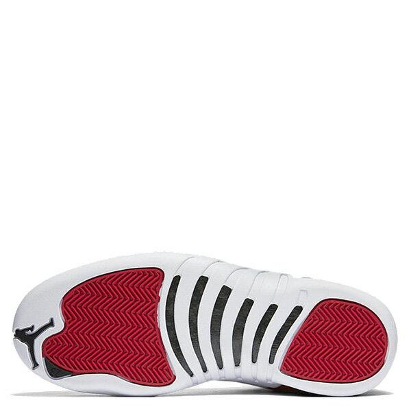 【EST】Nike Air Jordan 12 Retro Gym Red 130690-600 復刻 籃球鞋 男鞋 白紅 [NI-4415-069] G0707 4