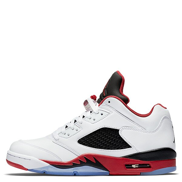 【EST S】Nike Air Jordan 5 Bg Fire Red 314338-101 大童鞋 女鞋 白 G0311 0