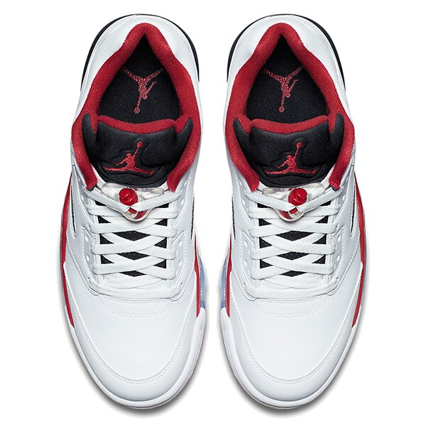 【EST S】NIKE AIR JORDAN 5 BG FIRE RED 314338-101 大童鞋 女鞋 白 G0311 2