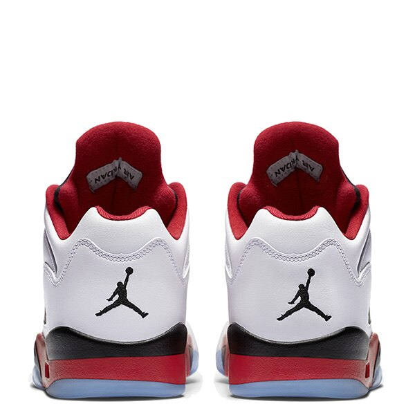 【EST S】Nike Air Jordan 5 Bg Fire Red 314338-101 大童鞋 女鞋 白 G0311 3