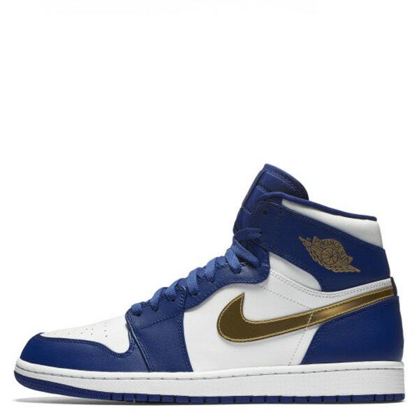 【EST S】Nike Air Jordan 1 Retro High 332550-406 奧運 Aj1 藍白紅 籃球鞋 男鞋 G1012 0