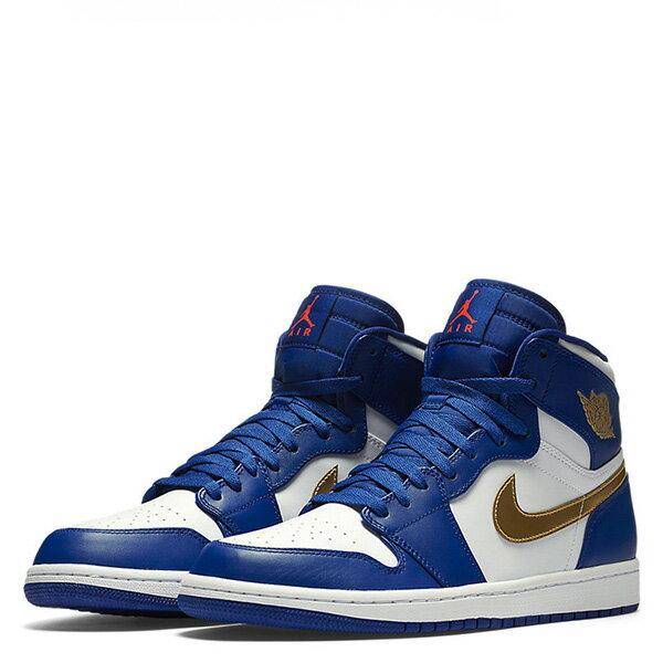 【EST S】Nike Air Jordan 1 Retro High 332550-406 奧運 Aj1 藍白紅 籃球鞋 男鞋 G1012 1
