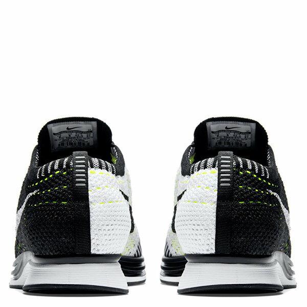 【EST S】NIKE FLYKNIT RACER 526628-011 陰陽 編織 男女鞋 G1011 3