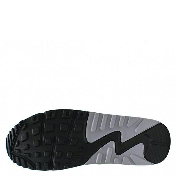 【EST S】NIKE AIR MAX 90ESSENTIAL 2016 537384-056 黑灰皮革氣墊慢跑鞋 男鞋 G1012 3