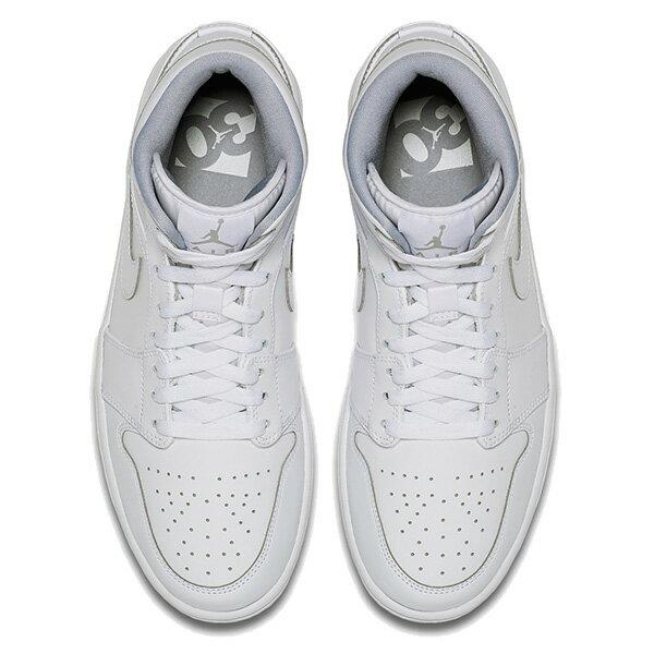 【EST】Nike Air Jordan 1 Bred 554724-112 皮革 中筒 男鞋 [NI-4396-001] G0404 2