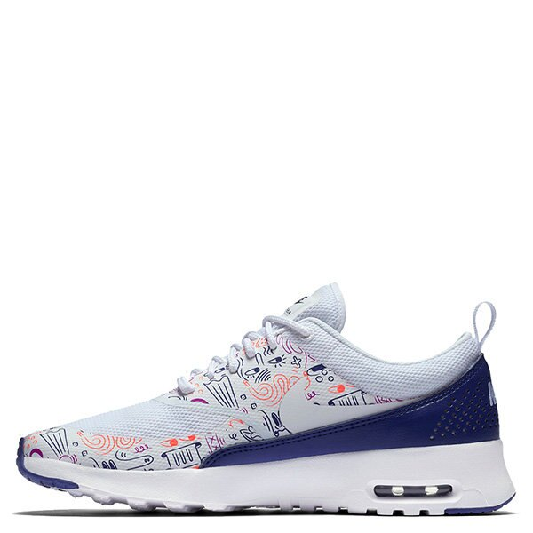 【EST S】Nike Air Max Thea Print 599408-104 塗鴉 慢跑鞋 女鞋 G1011 0