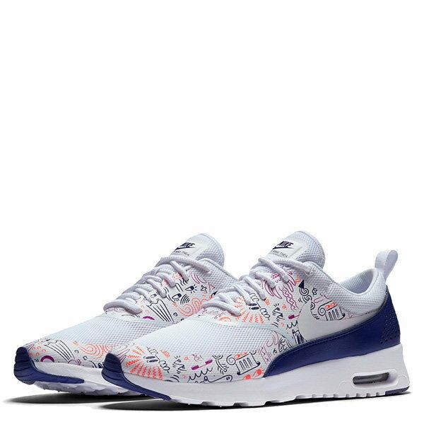 【EST S】Nike Air Max Thea Print 599408-104 塗鴉 慢跑鞋 女鞋 G1011 1