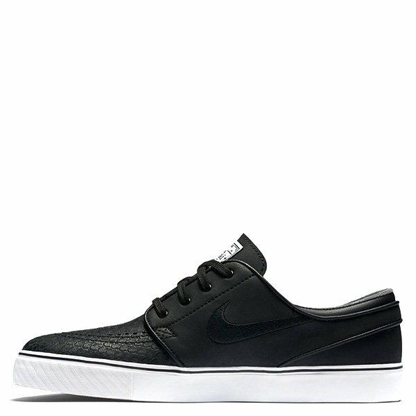 【EST S】Nike Zoom Stefan Janoski L 616490-016 鱗片 休閒鞋 男鞋 黑 G1011 0