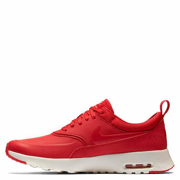 【EST S】NIKE WMNS AIR MAX THEA PRM 616723-602 赤足 氣墊 慢跑鞋 女鞋 紅 G1011