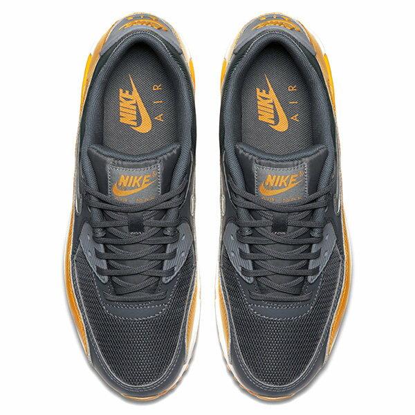 【EST S】Nike Air Max 90 Essential 616730-027 慢跑鞋 女鞋 灰黃 G1011 2
